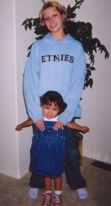 Cailin, born in 1999